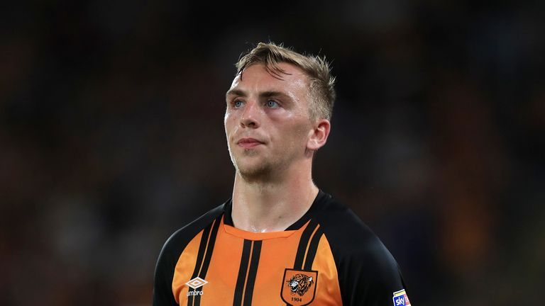 Jarrod Bowen has scored 18 goals in 36 games for Hull this season