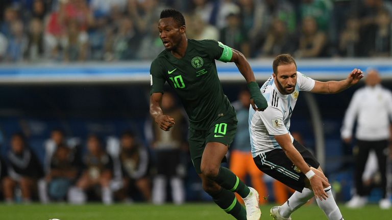 John Obi Mikel has agreed to join Middlesbrough