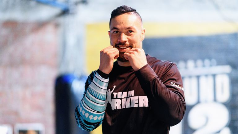 Joseph Parker could face Derek Chisora in his next fight