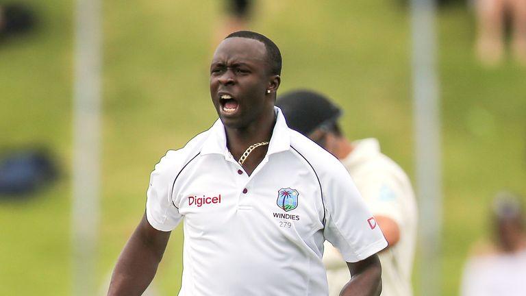Kemar Roach has taken 35 wickets in 10 Tests since Windies last played England