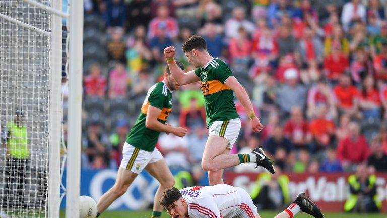Kerry ravaged Cork in the Munster final last year