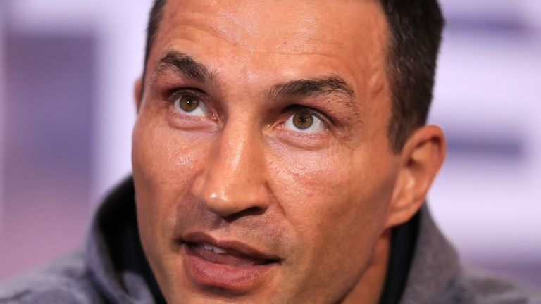 Wladimir Klitschko rubbishes rumours he's set for April comeback | Boxing News |