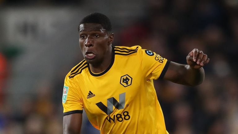 Kortney Hause has moved to Aston Villa on loan for the rest of the season