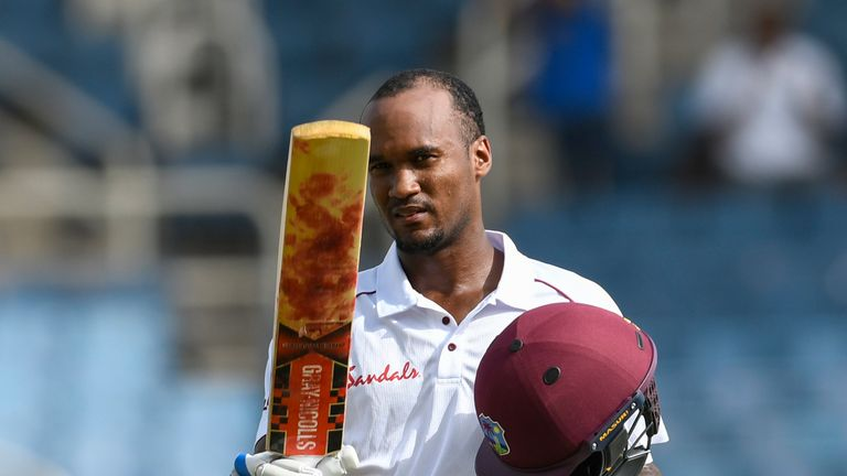 Kraigg Brathwaite has been a consistent run-scorer for Windies but struggled in India and Bangladesh