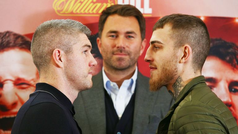 Smith knows that Eggington stands in the way of his future plans