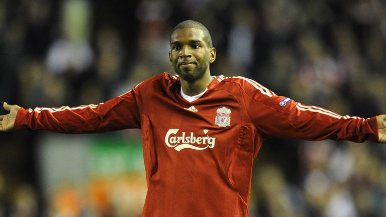 Babel played 146 times for Liverpool, scoring 22 goals