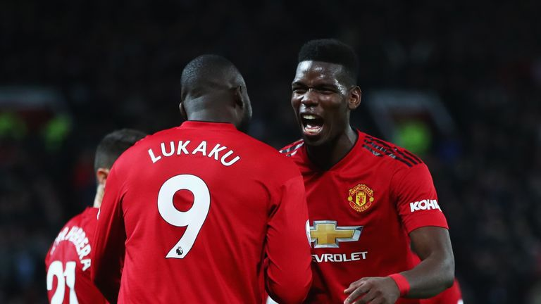 Paul Pogba (£93.25m) and Romelu Lukaku (£90m) are the most expensive players in the Premier League