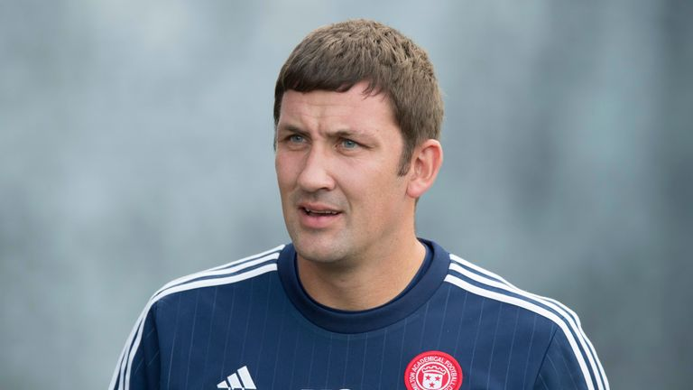 Martin Canning has left Hamilton by mutual consent