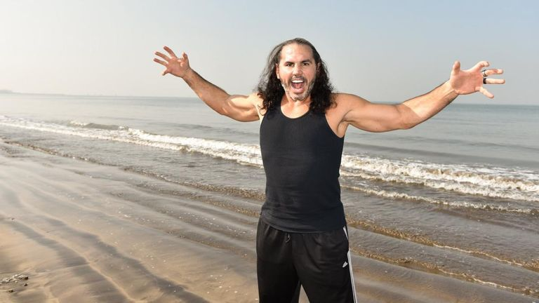 WWE's Matt Hardy: I haven't retired and will soon return
