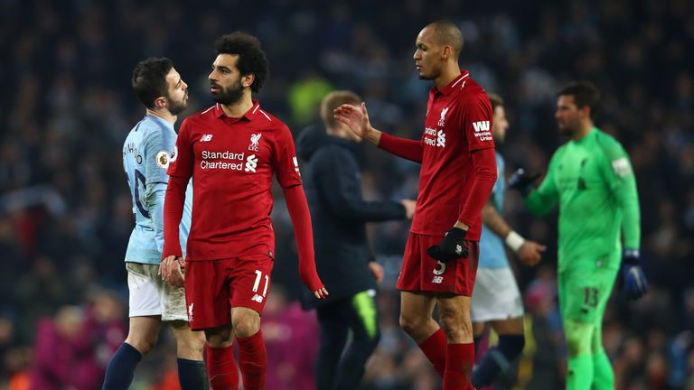 Liverpool suffered their first Premier League defeat of the season in their first game of 2019
