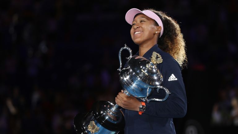Australian Open Women S Singles Draw Tennis News Sky Sports