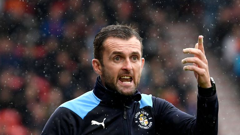 Nathan Jones has done an excellent job with Luton