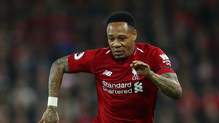 Full-back Clyne had slipped down the pecking order at Liverpool