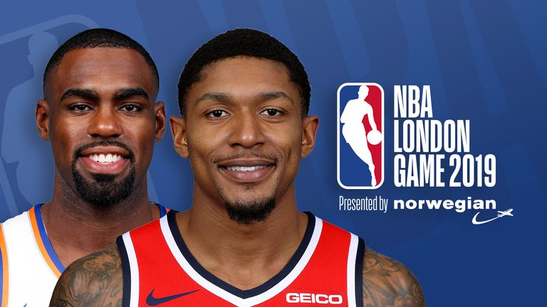 NBA London Game 2019 - Ways to Watch