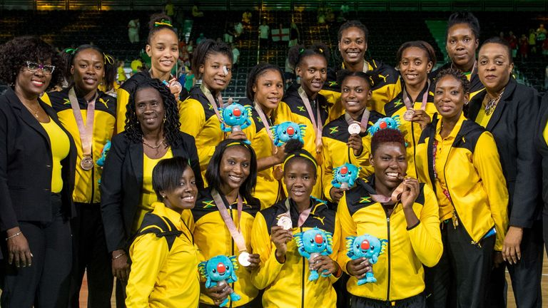 Jamaica moved up to second in the most recent International Netball Federation rankings