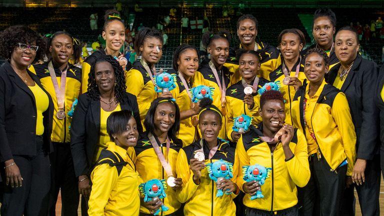 Jamaica won bronze at the Commonwealths