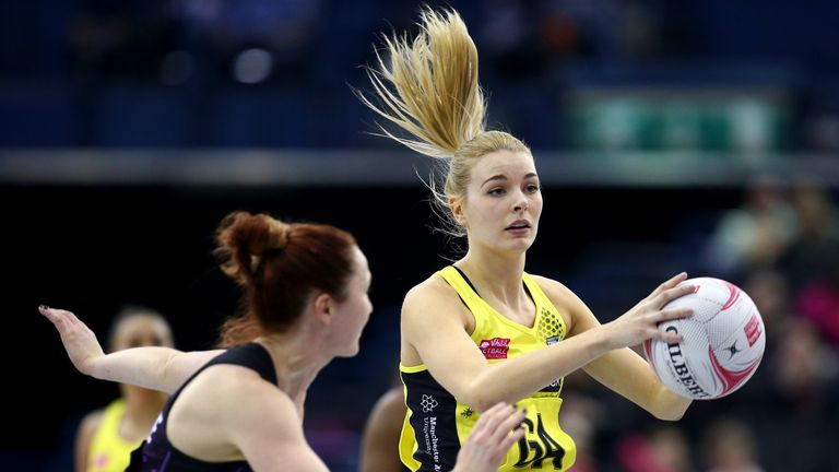 Wasps take on Manchester Thunder in Vitality Netball Superleague Grand Final