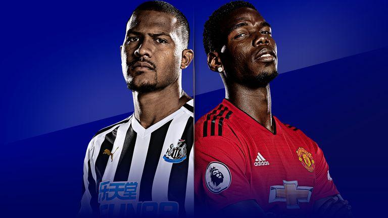 newcastle vs man united - photo #2