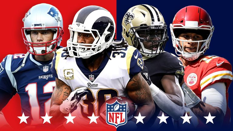 NFL Playoff Conference Championships LIVE!