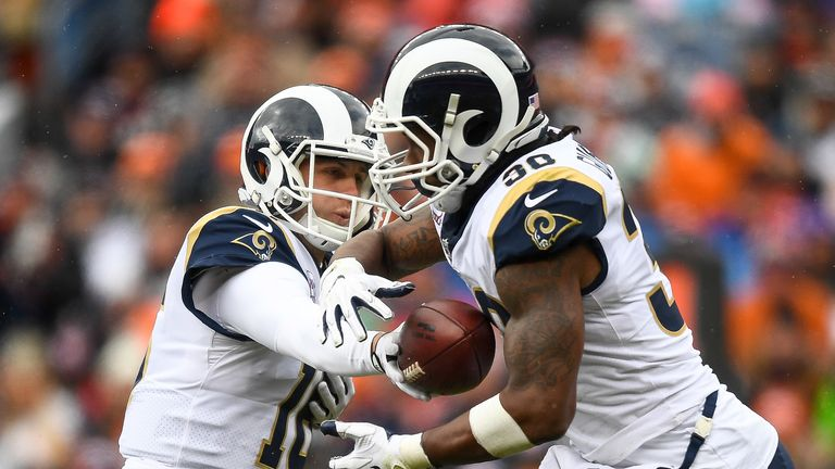 Take a look at how Los Angeles Rams made it to Super Bowl LIII, where they will face New England Patriots.