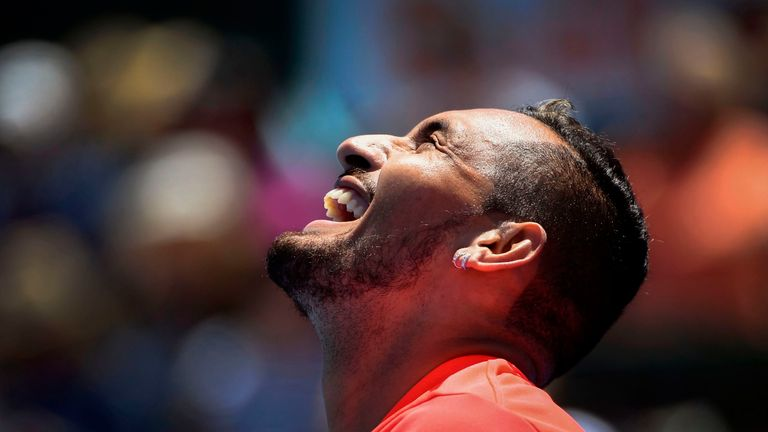 All eyes will be on Nick Kyrgios at the Australian Open