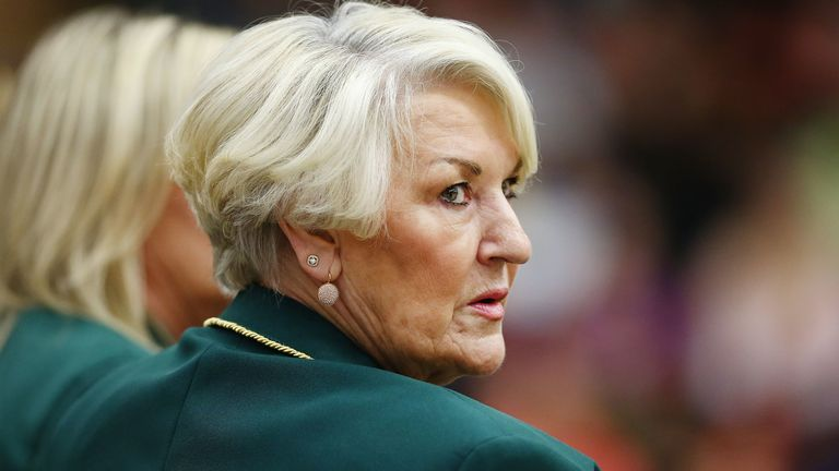 This icon of the game has won a Netball World Cup as a player and a coach