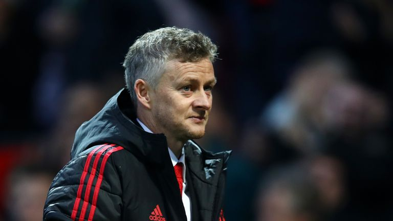 Ole Gunnar Solskjaer has taken over the role until the summer