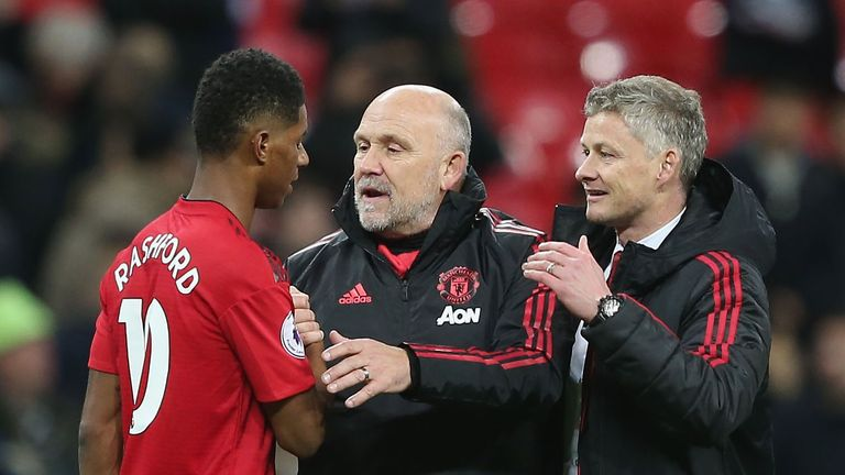 Ole Gunnar Solskjaer and Mike Phelan are bringing back the philosophy at Man Utd, according to Gary Neville