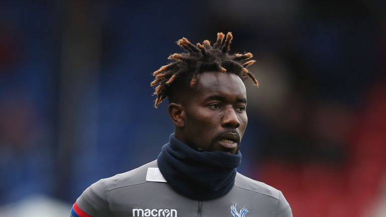 Pape Souare is expected to return to training in two months