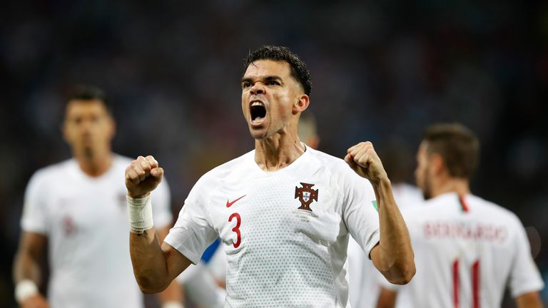 Pepe returns to Porto as free agent on two-and-a-half-year deal