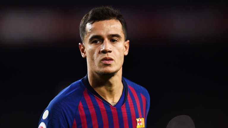Philippe Coutinho has struggled to transfer his form from Liverpool to Barcelona