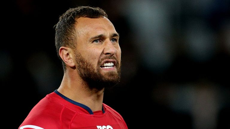 Quade Cooper is poised to return to the Super Rugby stage with the Rebels in 2019