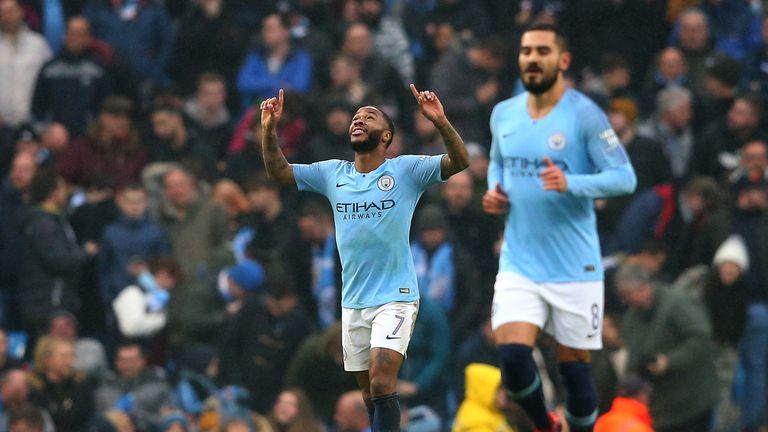 Raheem Sterling could be a shrewd pick considering City's upcoming fixtures
