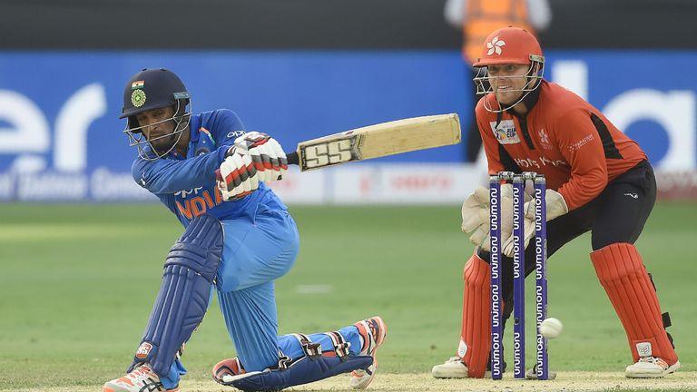 Ambati Rayudu is primarily a batsman for India