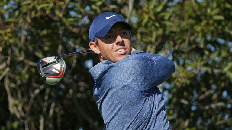 McIlroy finished tied for fifth at the Farmers Insurance Open