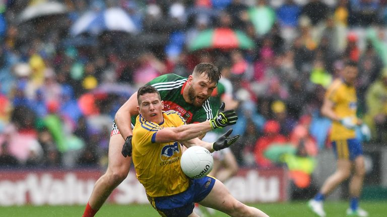 McDermott played against every intercounty side other than Waterford and Derry
