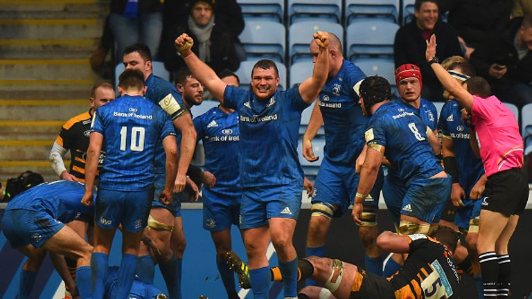 Leinster will have home advantage in the quarter-finals