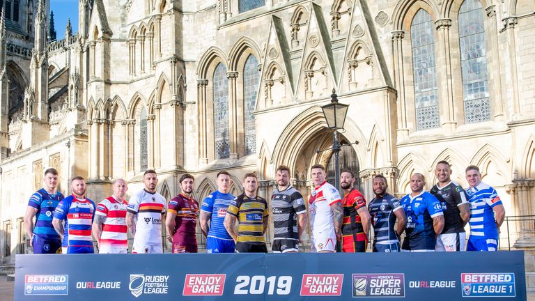 Who will win promotion to Super League at the end of the season?