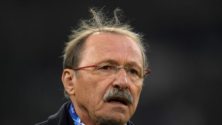 France coach Jacques Brunel will be feeling the weight of expectation in what is a World Cup year