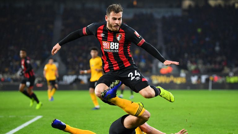 Ryan Fraser will be fit for selection for Bournemouth this weekend