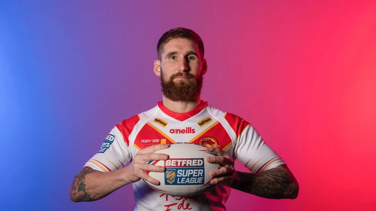 Sam Tomkins chats Catalans Dragons, Wigan Warriors, Super League and more! | Rugby League News |
