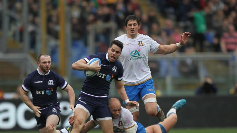 Italy sets record with 18th straight Six Nations loss