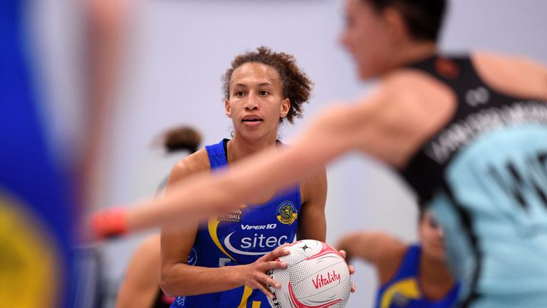 Serena Guthrie came off the bench to help Bath to a crucial three points