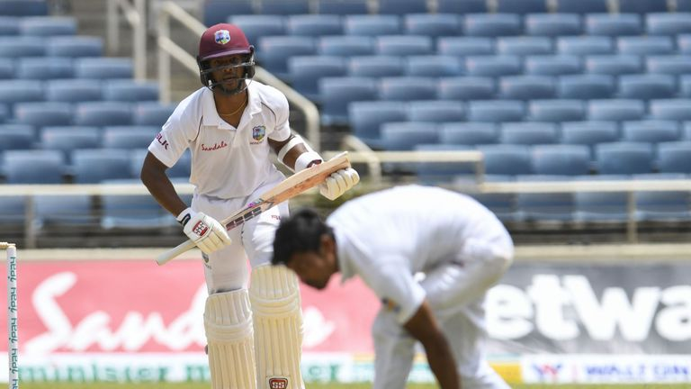 Shai Hope says he is 'pleased' with his decision to play for Windies