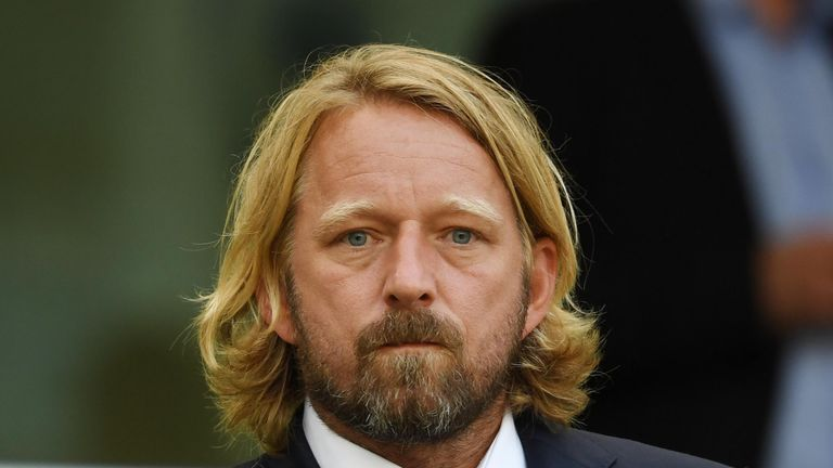 Arsenal's head of recruitment Sven Mislintat will leave the club on Friday