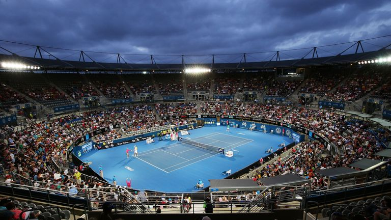 The Ken Rosewall Arena in Sydney will host the final of the new ATP World Team Cup in 2020