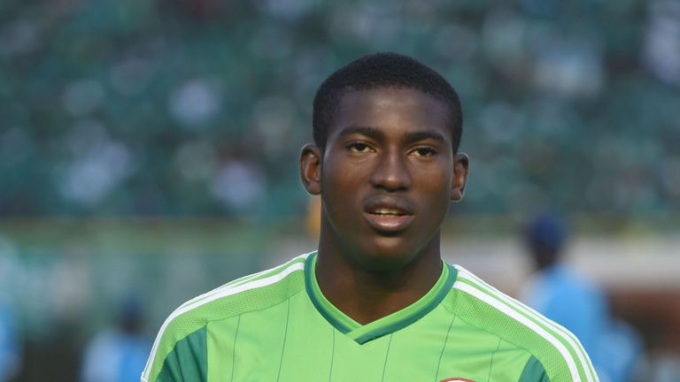 Taiwo Awoniyi is yet to make his debut for Liverpool