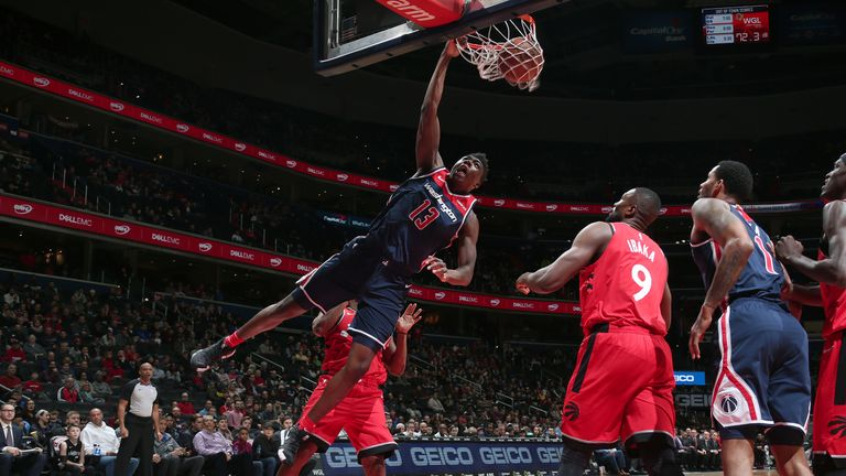 Washington Wizards replaced Dwight Howard with Thomas Bryant... and it is paying off | NBA News |