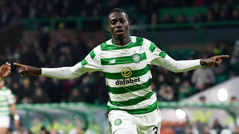 Timothy Weah has impressed at Celtic
