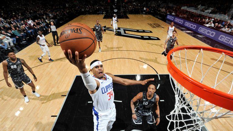 San Antonio Spurs - Los Angeles Clippers Live Score, video ...